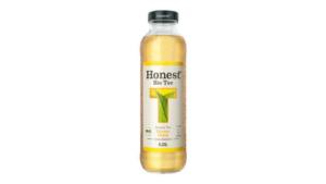 Honest Grüner Tee mit Honig & Zitrone