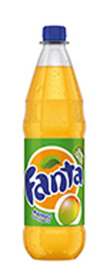 Fanta Zero Mango