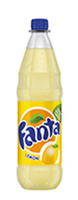 Fanta Zero Lemon