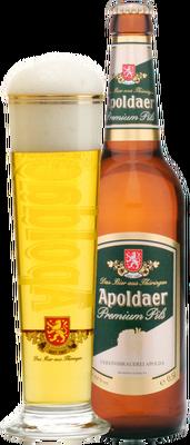 Apoldaer Premium Pils