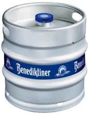 Benediktiner Hell Lagerbier
