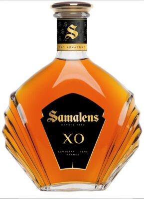 Samalens Armagnac X.O. 12 Ans d'Age