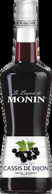 Monin Grande Creme de Cassis de Dijon