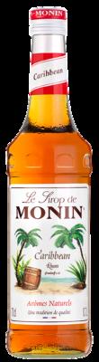 Monin Caribian Rum