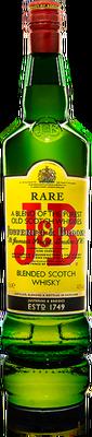 J & B Rare Blended Scotch Whiskey