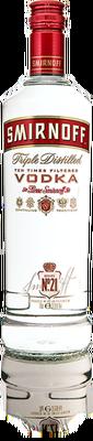 Smirnoff Vodka Red Label