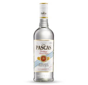 Old Pascas Barbados White Rum