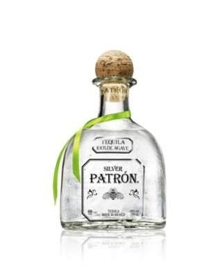 Tequila Patron Silver - 100% Agave