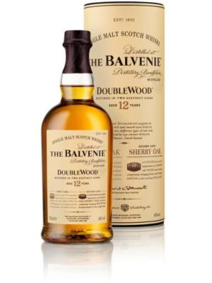 Balvenie 12 Jahre Doublewood Single Malt Scotch Whisky