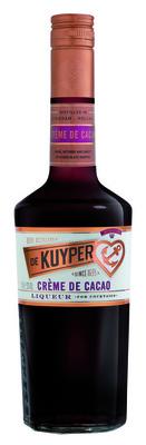 De Kuyper Creme de Cacao brown