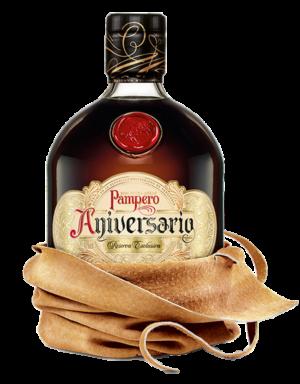 Pampero Anniversario (Lederbeutel)
