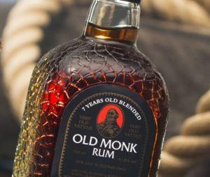 Old Monk Rum 7 Jahre