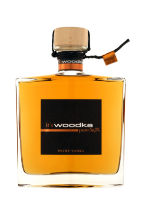 Woodka Prime Vodka Holzfassgelagert