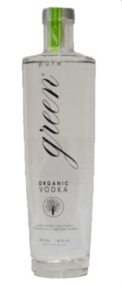 Pure Green Vio Vodka Organic