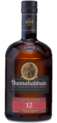 Bunnahabhain 12 Jahre Single Islay Malt
