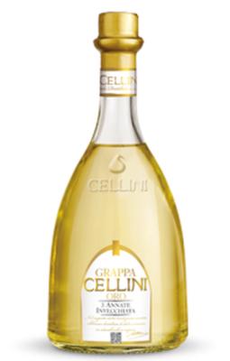 Grappa Cellini Riserva ORO