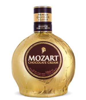 Mozart Gold Chocolate Cream Likör