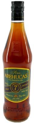 Arehucas Ron Club 7 Jahre