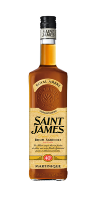 Rhum St. James Royal Ambre