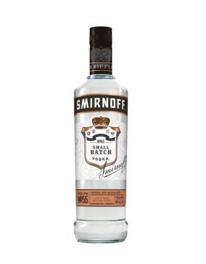 Smirnoff Vodka Black Label No.55