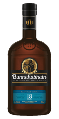 Bunnahabhain 18 Jahre Single Islay Malt
