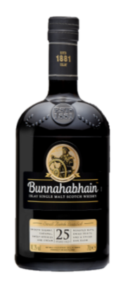 Bunnahabhain 25 Jahre Single Islay Malt