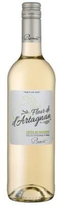 Fleur de d´Artagnan Blanc Côtes de Gascogne