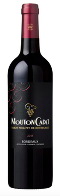 Mouton Cadet Rouge, Bordeaux AOC