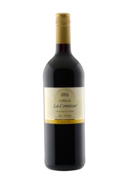 Cellier de La Comtesse Rouge Vin de Pays trocken