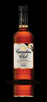 Canadian Club Whiskey 6 Jahre