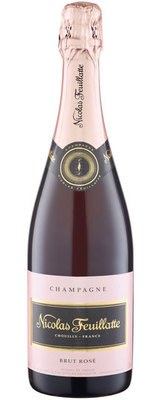 Nicolas Feuillatte Champagne Rose Brut
