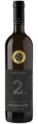 Puklavec Family Wines Seven Number Sauvignon Blanc 2 Single Vineyard