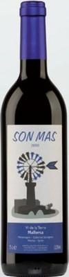 Son Mas Tinto Vino de la Tierra de Mallorca