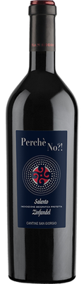 PERCHÈ NO?! Zinfandel Salento IGP