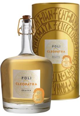 Poli 'Cleopatra' Grappa Moscato Oro in GP