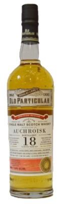 Old Particular Whisky Auchroisk 18 Jahre