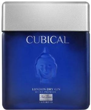 Cubical by Botanic Ultra Premium London Dry Gin