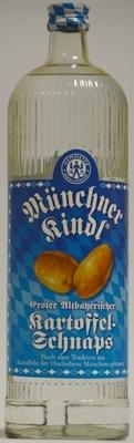 Münchner Kind´l Echt Bayrischer Kartoffelschnaps