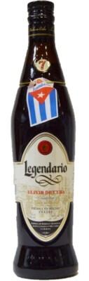 Legendario Elixier de Cuba 7 Jahre