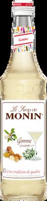 Monin Gomme (Gummi arabicum und Orangenblüte)