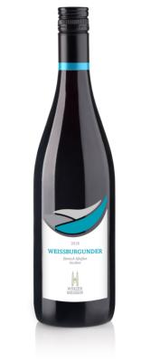Weisser Burgunder QbA Bereich Meißen