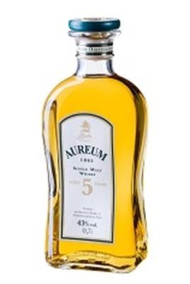 Ziegler Aureum 1865 - Malt Whiskey 5 Jahre