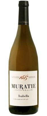 Muratie Wine Estate Isabella Chardonnay