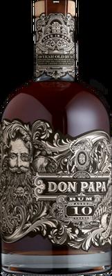 Don Papa 10 Jahre