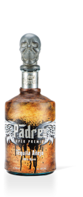 Padre Azul Super Premium Tequila Anejo 100% Agave