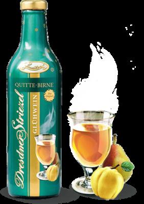 Dresdner Glühwein Birne-Quitte