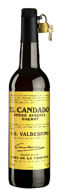 El Candado Valdespino Pedro Ximenez Sherry DO