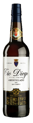 Tio Diego Valdespino Sherry Amontillado DO