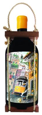 Porta 6 Vinho Tinto
