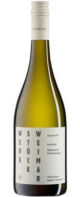 Auxerrois Weimarer Poetenweg  Deutscher Qualitätswein